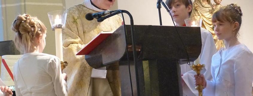 Erstkommunion in St. Urbanus Winnekendonk
