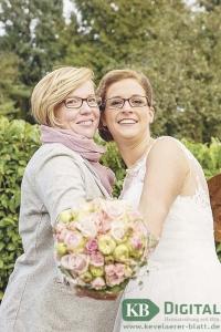 Zita-Maria und Annika van de Meer haben geheiratet.