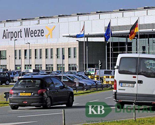 Jährlich zwei Millionen Gäste - aber der Fluglärm hält sich in Grenzen. (Foto: Airport Weeze)