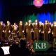 Der Theaterchor Niederrhein begeistere das Publikum im Kevelaerer Konzert- und Bühnenhaus.