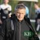 DJK-Trainer Andreas Holla zeigte sich unzufrieden mit der Leistung seiner Elf.