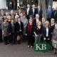 Die Volksbank an der Niers ehrte ihre zahlreichen Jubilare mit einer Feierstunde im Bürgerhaus in Uedem.