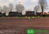 Holpriges Geläuf, keine Tore: Der SVS II und der KSV trennten sich 0:0.