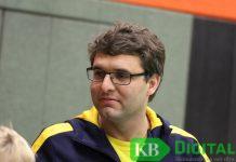 Sandro Scuderi ist seit Mitte Dezember Sportlicher Koordinator des KSV. (Foto: Jan Aben)