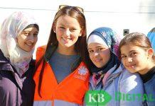 Dank eines von der Europäischen Union geförderten Projektes konnte die Caritas in den vergangenen drei Jahren mehr geflüchtete Menschen unterstützen als jemals zuvor. (Foto: T. Kleinebrahm)