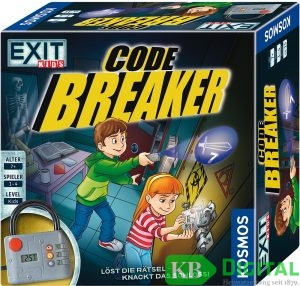 EXIT Kids - Code Breaker (Grafik: Verlag)