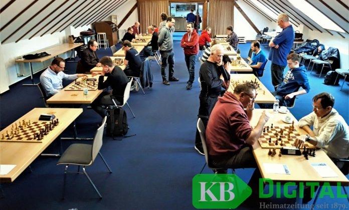 Erstmals fand die Landesmeisterschaft im Blitzschach in der Öffentlichen Begegnungsstätte in Kevelaer statt. (Foto: aflo)