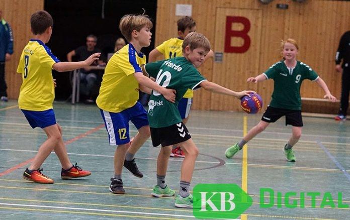 Handball E-Jugend