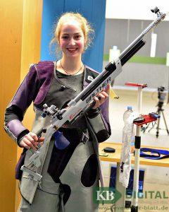 Die 15-jährige Anna Janshen gewinnt den IWK in München und vertritt Deutschland bei der EM in Maribor.