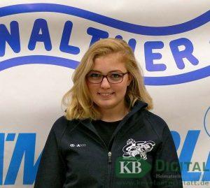 Die 1.-Bundesliga-Schützin Katharina Kösters aus Kevelaer fährt ebenfalls nach Slo-wenien.