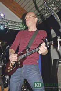 Für Michael Broeksteeg war es der letzte Auftritt mit der Band.