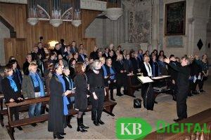 Auftritt im Münsteraner Dom (Foto: aflo)