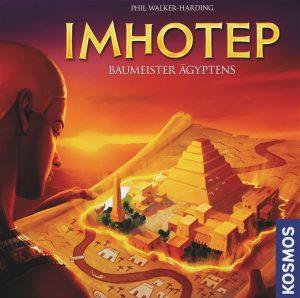 Imhotep (Grafik: Verlag)