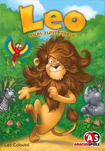 Leo muss zum Friseur (Grafik: Verlag)