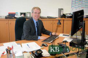 Marc Buchholz, Sozialdezernent der Stadt Kevelaer